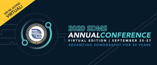 2020 SDMS Annual Conference - Virtual Edition