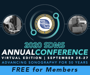 2020 SDMS Annual Conference Virtual Edition 4