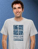 ProductID - 157 - 4508 IMAGE IS EVERYTHING DISTRESSED GRAY LARGE