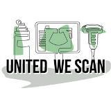SDMS United We Scan Tee Logo