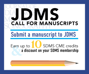 JDMS Call for Manuscripts