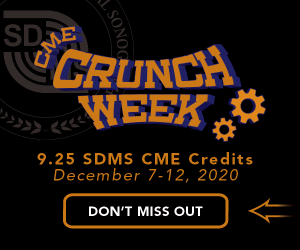 SDMS CME Crunch Week