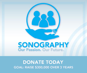 Sonography. Our Passion. Our Future.