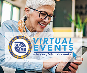 SDMS Virtual Events
