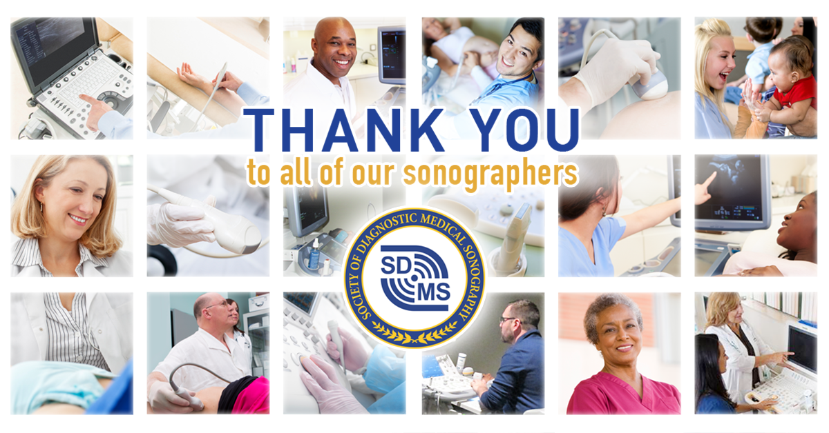 Thank You Sonographers
