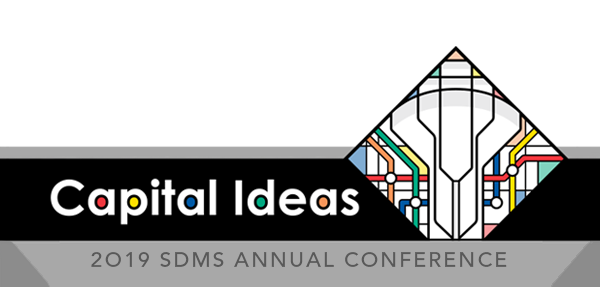 2019 SDMS Annual Conference - Capital Ideas