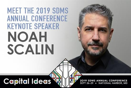 2019 SDMS Annual Conference Keynote