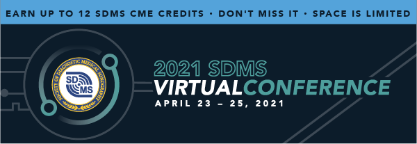 2021 SDMS Virtual Conference