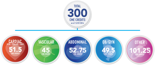 300 Total SDMS CME Credits