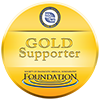 Gold Supporter Medal